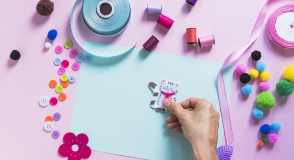 Magasin loisir créatif : produits vendus et astuces pour choisir